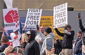 Bildresultat för lock down protest