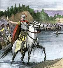 Karriärguide: Caesars nio råd för att nå toppen | varldenshistoria.se