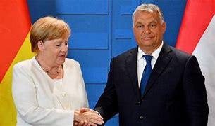 Bildresultat för Viktor Orban Angela merkel